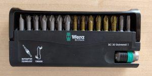 Wera Bit-Sortiment Bit-Check 30 Universal 1